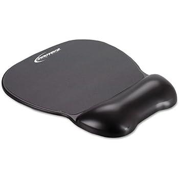 Amazon Com Fellowes Gel Crystal Mousepad Wrist Rest Blue