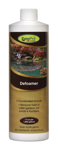 Water Hauling Tanks (EasyPro DEF16 Pond and Fountain Defoamer, 16-Ounce)