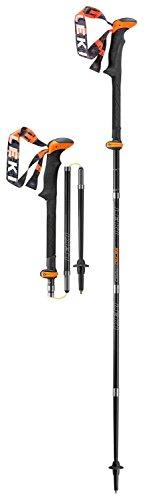 Leki Micro Vario Carbon Trekking Poles - 110-130cm (Leki Carbon compare prices)