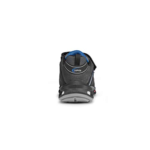 ESD Logan Blau Grau SRC 47 Weiß S1P LI30066 Sicherheitsschuh Lupos Infinergy Schwarz Rot t1OwqfO