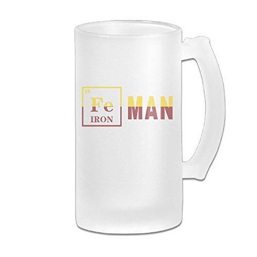 Cleveland Indians Freezer Mug, Indians Crystal Freezer Mug