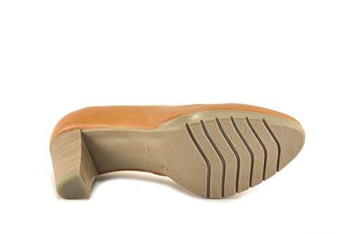 Collection Shoes y Colores 39 Calzado Azul ConBuenPie estilo by Piel Cuero Desiree Cuero New de Casual para Arena Mujer wExnIqnC