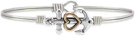Luca Danni Anchor Bangle Bracelet product image