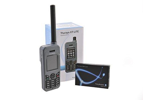 Thuraya XT LITE with Standard SIM