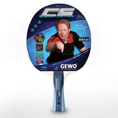 GEWO CS Energy Control Pre-Assembled Table Tennis Racket