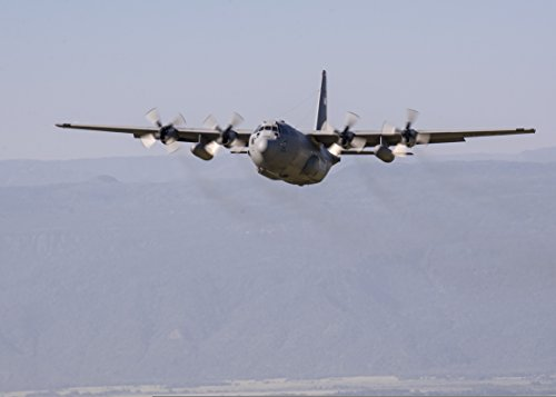 A U S  Air Force C 130 Hercules Aircraft Flies Over Bangladesh Nov  10  2013  During Exercise Cope S