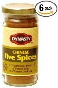 Dynasty Ssnng Pwdr Five Spice