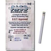 02 Alcohol (AlcoScreen02 DOT Approved Alcohol Test (Pack of 5 Tests))