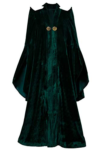 Hogwarts Costumes Adults - COSMOVIE Women's Witch Halloween Cosplay Costume
