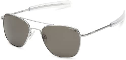 Randolph Unisex Aviator Polarized Sunglasses