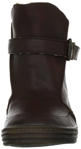 Blowfish Radha FURR Boot BF2268SH AU12 - Botines clásicos para mujer, color negro, talla 42 Marrón (dark brown austin PU BF222)