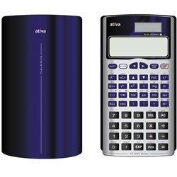 Ativa® AT-30S Scientific Calculator, Blue