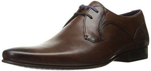 Ted Baker Men's MARTT Uniform Dress Shoe, Brown, 7 M US