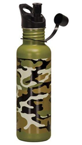 Stainless Steel Water Bottle - 25oz -