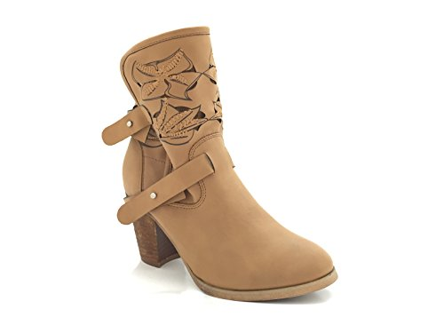 Chelsea CHIC Women's Camel Boots NANA rqEpwrT