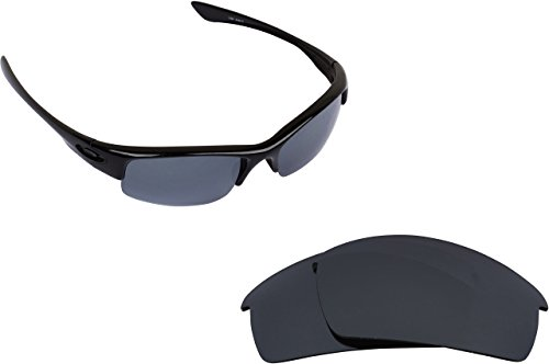 New SEEK Replacement Lenses Oakley BOTTLECAP - Polarized Black Iridium