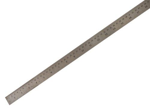 Faithfull RULE600SS R/ègle en acier 600mm// 24-inch x 25mm