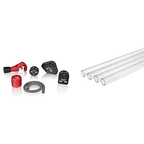 "Thermaltake Pacific DIY OD 16mm (5/8"") x ID 12mm (1/2"") Water Cooling PETG Hard Tube Bending Kit and Thermaltake Pacific V-Tubler PETG Hard Tubing"