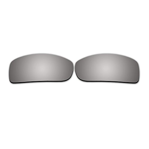 Polarized Replacement Lenses For Spy Optic Oasis Sunglasses Silver