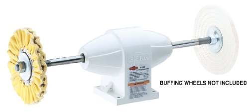 Shop Fox W1681 Buffing Assembly