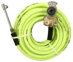 Legacy Mfg. Co. LEG-HGH2-FZ Truck Tire Inflator Kit With 0.37 in. x 50 Ft. Flexzilla Air Hose