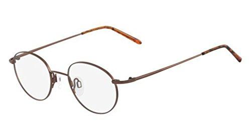 Flexon Flexon 623 Eyeglasses 218 Coffee 218 Demo 46 19 135