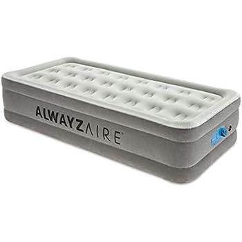 Amazon Com Bestway Alwayzaire Twin Airbed 18 Quot Inflatable