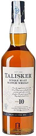 Talisker Whisky 10 Años - 700 ml