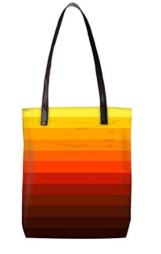 Snoogg Strandtasche, mehrfarbig (mehrfarbig) - LTR-BL-2432-ToteBag