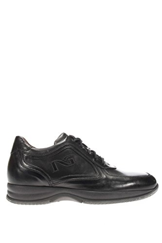 Negro Giardini–Zapatos Hombre Sneaker a604310u-100Sneaker negro