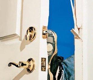 Door Jamb Pro - 48'' Door Frame Reinforcement Strike Plate; Fits 1 3/4'' Thick Entry Doors by Door Security Pro (Image #3)
