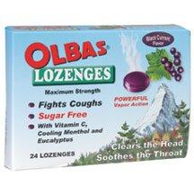 Olbas Lozenge, 24 per pack - 12 packs per case.