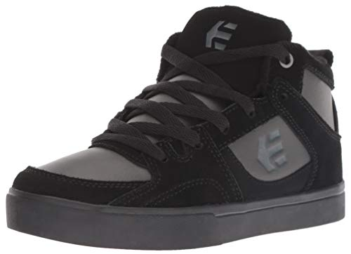 Price comparison product image Etnies Unisex Harrison HT Skate Shoe,  Black,  12c Medium US Big Kid
