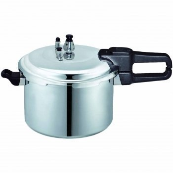 - Brentwood Aluminum 9.0L Pressure Cooker by Brentwood