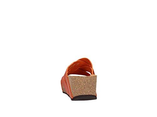 Frau 59N4scalzato Mujer Arancione