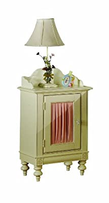 ACME 02214A Doll House Nightstand, Cream Finish by ACME Furniture