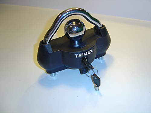 Buy trailer hitch coupler lock