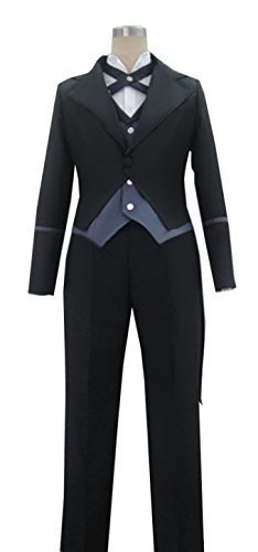 Costume Faustus Cosplay Claude (Dreamcosplay Anime Black Butler Claude Faustus Costume)