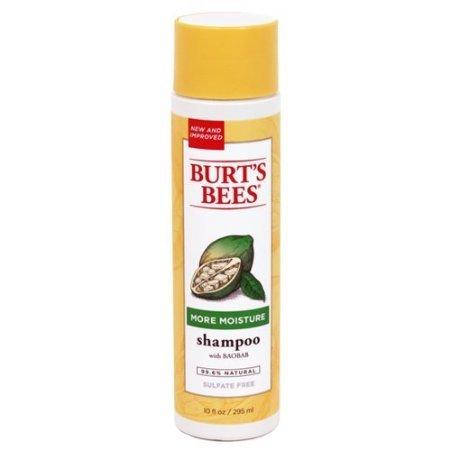 Burts More Moistur Shampo Size 10z Burts More Moistur Shampoo 10z
