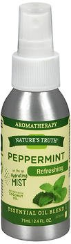 Nature's Truth Peppermint On The Go Hydrating Mist, 2.4 oz. Per Bottle (3 Pack) by Nature's Truth