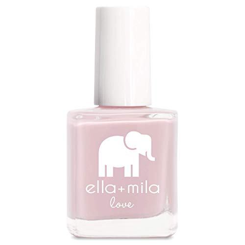 - ella+mila Nail Polish, Love Collection - Honeymoon Bliss