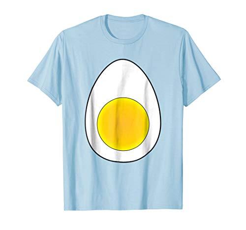 Deviled Egg Halloween Costume Shirt Wear Accessory Horn Tail]()