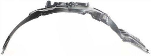 Crash Parts Plus Front Passenger Right Splash Shield Fender Liner for 07-12 Mitsubishi Eclipse