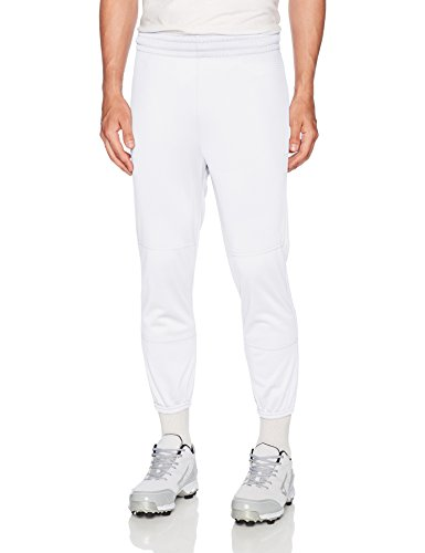 Stock Jersey Baseball (Wilson Men's Basic Classic Fit Baseball Pant, White, Medium)