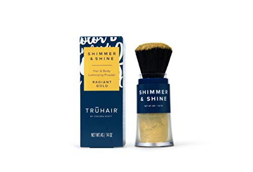 Shimmer & Shine : Hair & Body Luminizing Powder