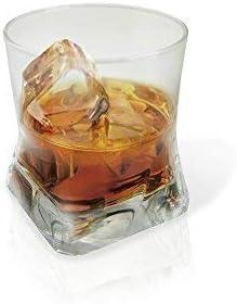 Vinbouquet Whisky FIK 072 Set Productos, Acero Inoxidable, Multicolor, 32.6 x 15.1 x 12.6 cm
