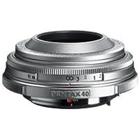 Pentax 40Mm F/2.8 SMCP-DA Limited Series Lens (Silver)