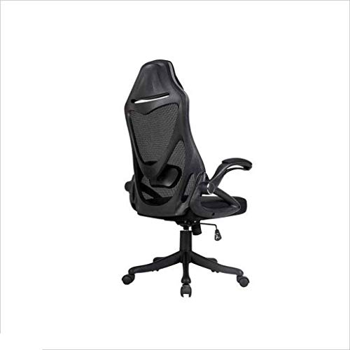 Sillas Gaming Silla Ordenador Ascensor Silla Juego competitivo (Color : Bl