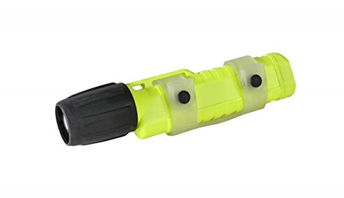 Underwater Kinetics Mini Q40 eLED Plus Flashlight w/ Mask Strap, Glow, Blister Pack
