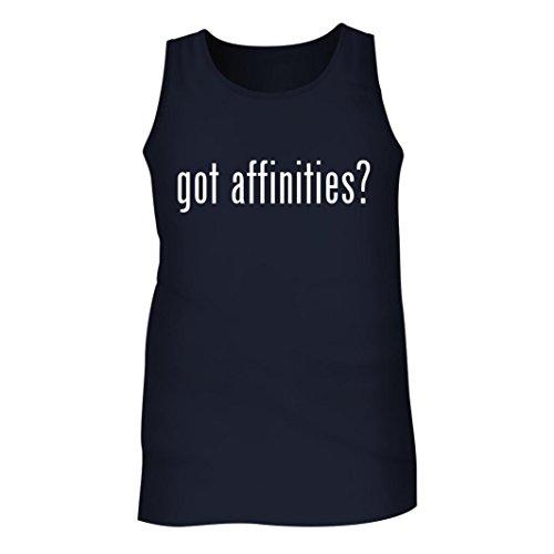 Tracy Gifts Got affinities? - Men's Adult Tank Top, Navy, (Frigidaire Pedestal)